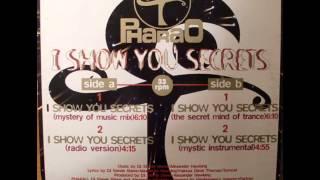 Pharao  - I Show You Secrets  A1 - (Radio Version)