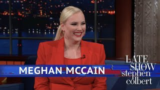 Meghan McCain Worked At The