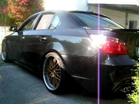1 Bmw Ig A 4982 Ric 530d E60 Tuning Youtube