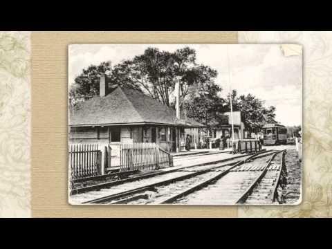 """Hi Res Local History Book """"Nassau"""""""