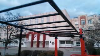 Одна из лучших школьных площадок в Севастополе