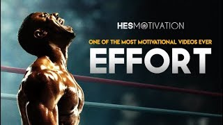 EFFORT - Motivational Video