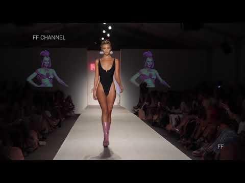 Frankies Bikinis | Resort 2018 Full Fashion Show | Exclusive