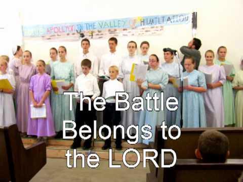 Sequoia Bible Fellowship School Program 2012