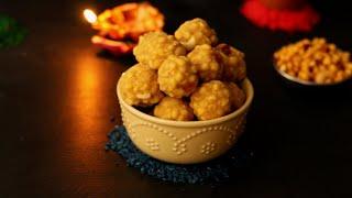Easy Boondi ladoo : Diwali Sweets recipe