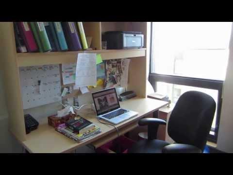 Queen's University - Leggett Hall Dorm Room Tour