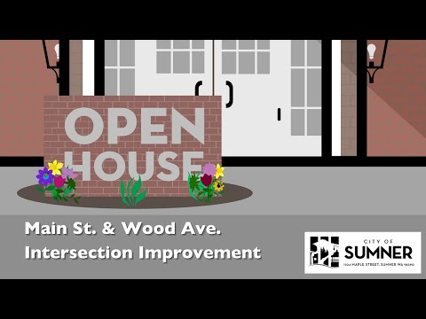 Main St. & Wood Ave. Intersection Improvements