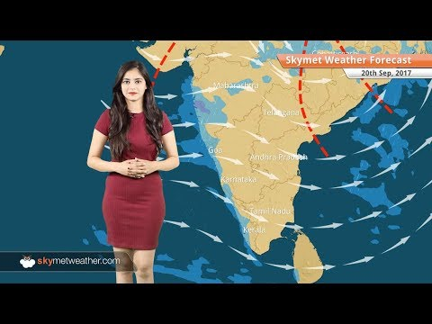 Weather Forecast for Sep 20: Rain in Mumbai, Kolkata, Bhopal, Goa