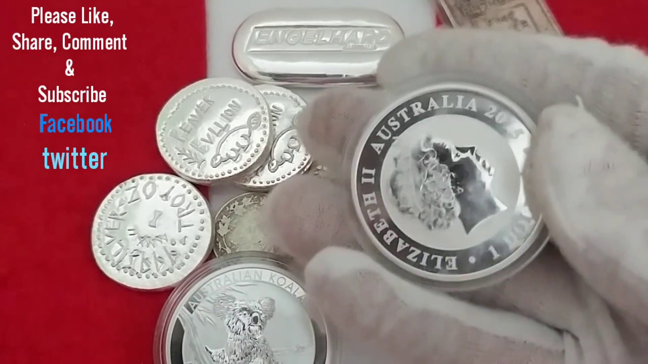 Hey Silver Stackers. It's time for another Silver Hunt ...