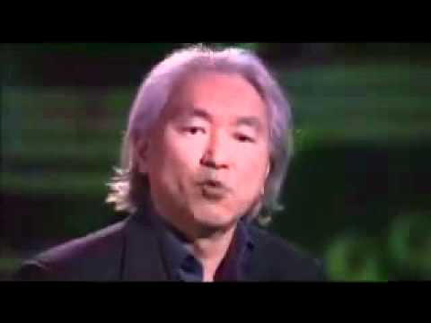 3 Civilization types, Michio Kaku