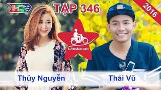 LỮ KHÁCH 24H | LK24H #346 FULL | Ribi Sachi rủ rê Thái Vũ Faptv trải nghiệm thử thách Đà Lạt 😝
