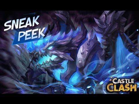 Castle Clash Arctica Sneak Peak / BAD NEWS