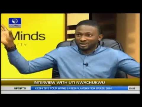 Uti Nwachukwu Reacts To Gay Allegations