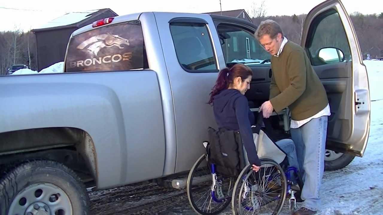 Multi-LIft Disability Handicap Lift w/Speedy-Bar Chevrolet ...