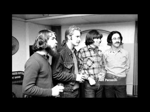 Creedence Clearwater Revival - Beat guest in Copenhagen 1970