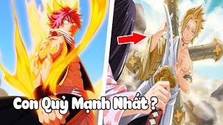 Top 10 Con Quỷ Cực Mạnh và Bá Đạo Nhất Trong Fairy Tail