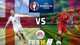 FIFA 16 MODO CARREIRA: EUROCOPA 2016 #24 [XBOX ONE]
