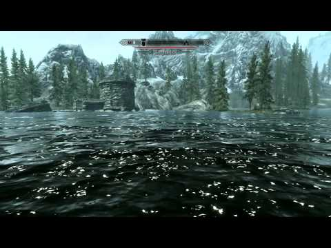 Skyrim - Treasure Map X Guide by DestinStrider
