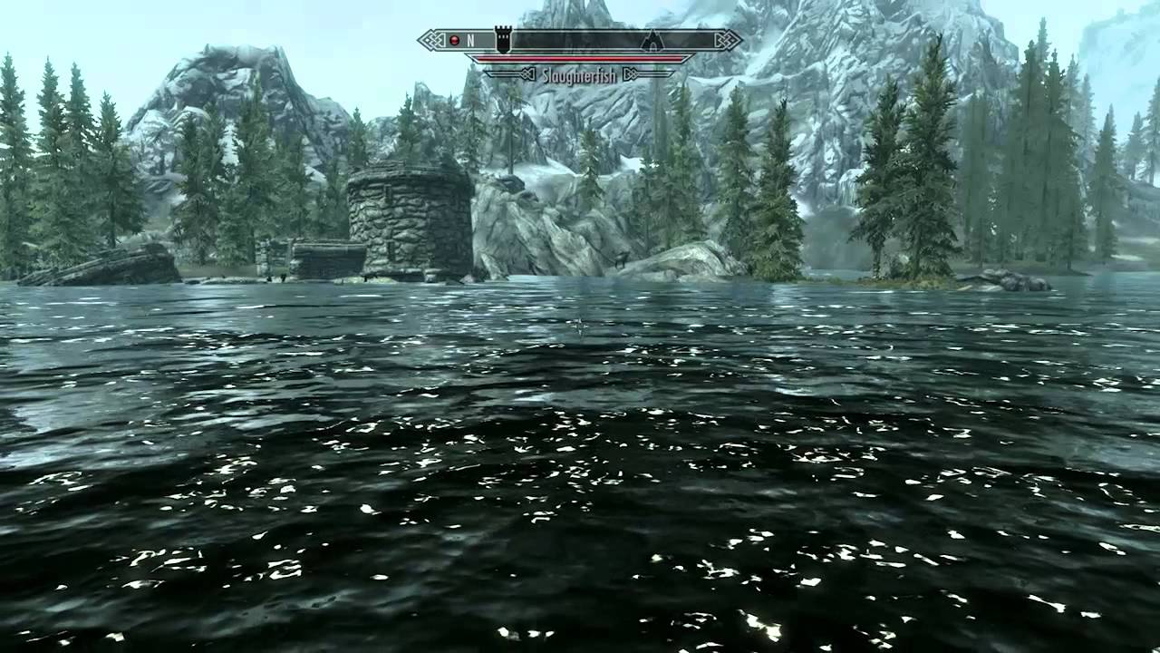 Treasure Map X Skyrim TESV: Skyrim: Treasure Map X   YouTube