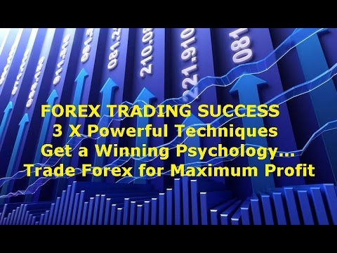 Techniques for forex trading