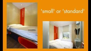 Cheap Edinburgh Hotels - easyHotel Edinburgh