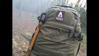 Spearpoint Vector4 - recka i zawartość plecaka. #nadrugiemambałagan ;)
