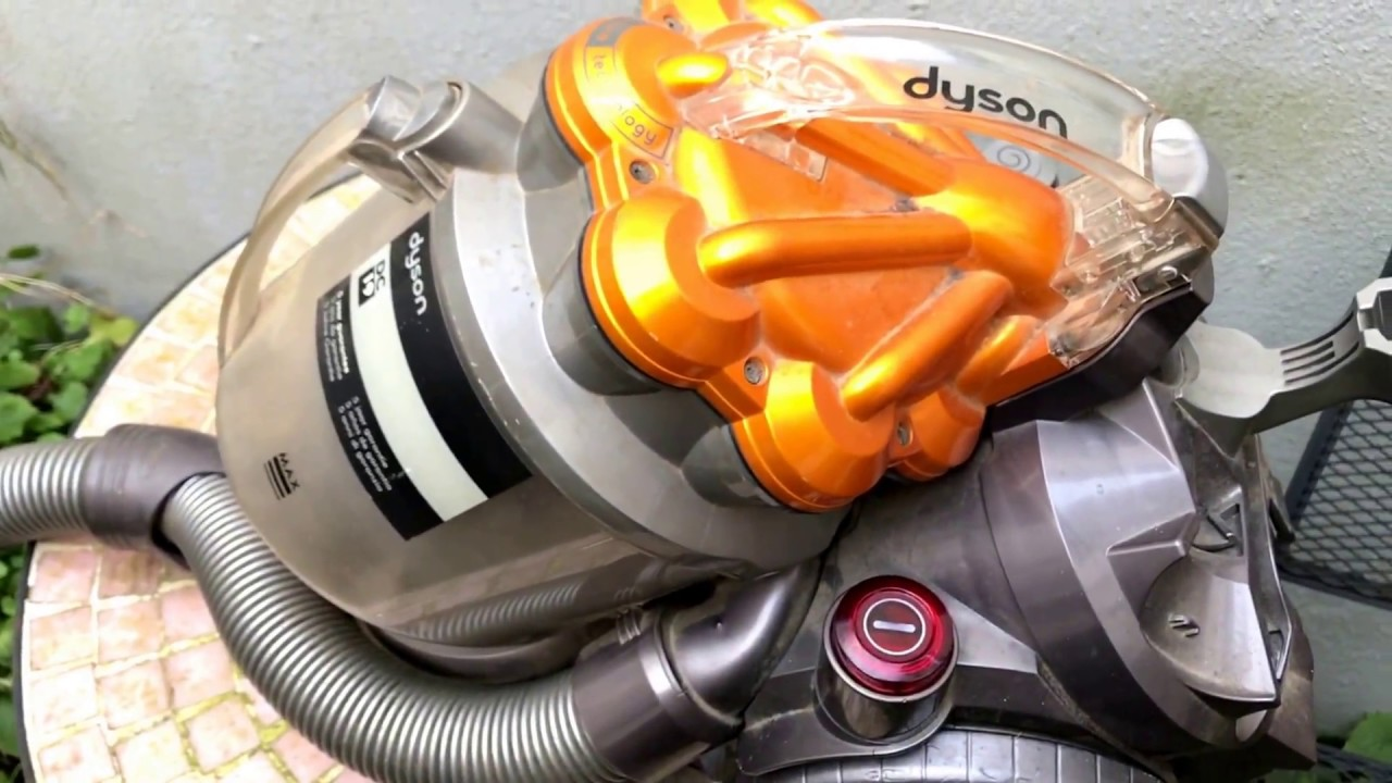 Dyson Staubsauger leeren Dyson DC19 Bodenstaubsauger ...