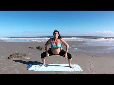 Prenatal Yoga: Full Class  Joyful Third Trimester Slow Flow Vinyasa