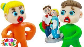 Vui Học cùng bé Luka 📦 Chiếc Hộp Bí Mật Của Mẹ 📦 Tập 97 Hoạt hình Vui Nhộn Cho Trẻ Em
