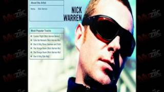 Nick Warren Essential Mix 1995/08/20