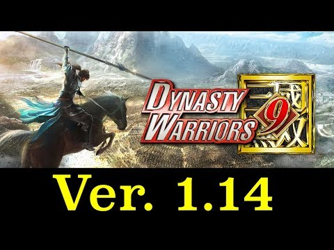 Dynasty Warriors 9 *Update version 1.14* (Improved Frame-rate, new Musics and Bows/Arrows)