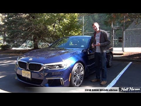 Review: 2018 BMW M550i xDrive