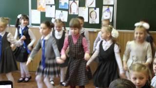 видео 23 февраля в школе – праздник для юных защитников