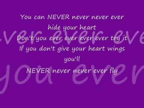 Never- lyrics