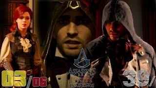 Assassin's Creed Unity - (39/34)Dead Kings.(03/06)A shadow from the past+Suger's Legacy[100% Sincro- No Dmg](ENG.sub ITA)
