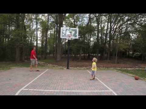 Midsouth Landscape  Irrigation  Paver Patio Basketball