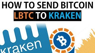 💱 How To Send Bitcoin from LocalBitcoins to Kraken ✅