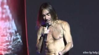 Iggy Pop-CHOCOLATE DROPS-Live @ The Masonic, San Francisco, CA, March 31, 2016