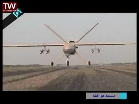 Iranian Shahed-129 MALE UCAV