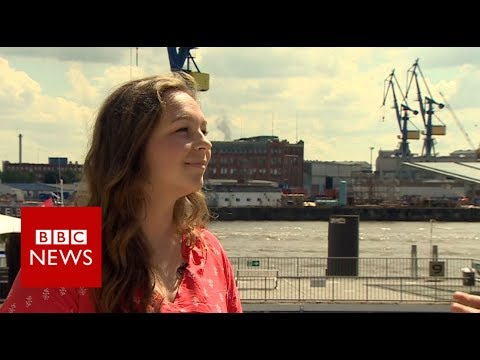 Youth at the G20 summit - BBC News