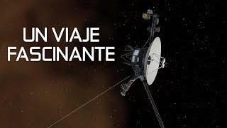 ¿Dónde se encuentran las sondas Voyager?