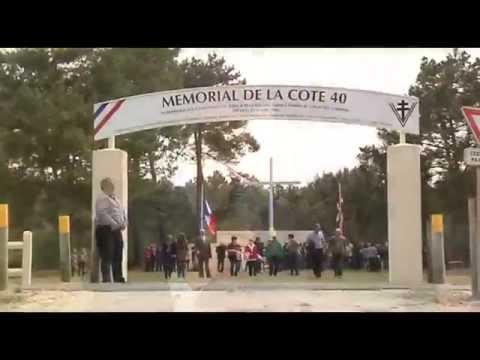 El lehendakari rinde homenaje a los gudaris del Batallón Gernika