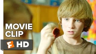 Cooties Movie CLIP - Pigtails (2015) - Elijah Wood, Rainn Wilson Movie HD