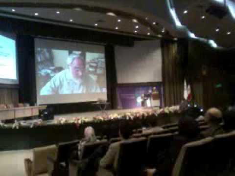 Prof.George lakoff video conf in Cognitive Science Iran,2017
