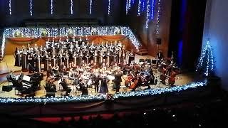 Χριστουγεννιάτικο κονσέρτο 2018 με την Συμφωνική ορχήστρα της Πολυφωνικης