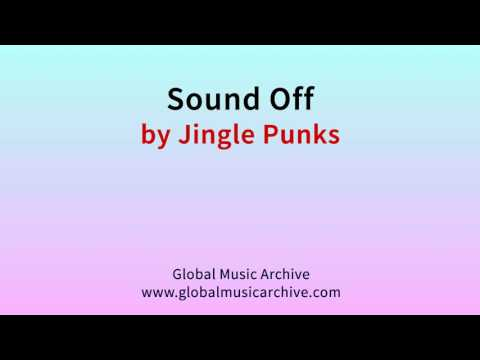 Sound off by Jingle Punks 1 HOUR