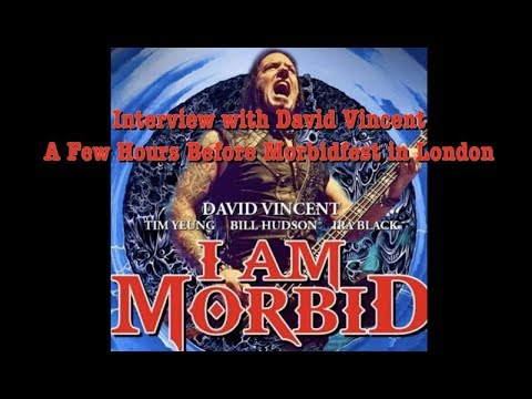 GBHBL Whiplash: David Vincent Interview (Ex-Morbid Angel/I Am Morbid/Vltimas)