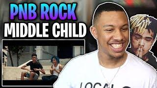 TRAP JUICE!?!?!?!?!| PnB Rock - Middle Child (feat. XXXTENTACION)| MUSIC VIDEO REACTION