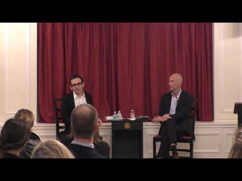 Ferocity: Nicola Lagioia and Michael Reynolds
