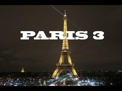 Notre Dame, Comiendo en la Torre Eiffel, Barrio Latino | PARIS #3